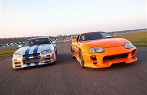 Junior Movie Car Blast with High Speed Passenger Ride Experience from Trackdays.co.uk