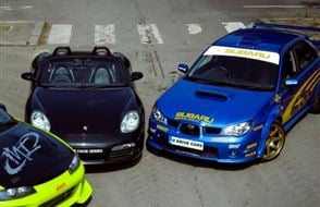 Junior Sports Car Driving Experience Experience from Trackdays.co.uk