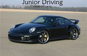 Junior Supercar Thrill Experience from Trackdays.co.uk