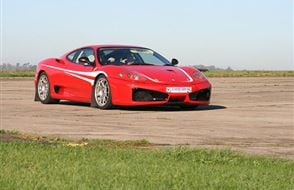 Junior Supercar Double Blast - Special Offer Experience from Trackdays.co.uk