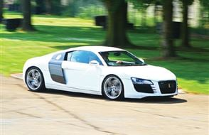 Junior Triple Supercar Thrill with High Speed Passenger Ride Experience from Trackdays.co.uk