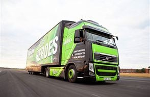 Junior Volvo Truck Driving Thrill Experience from Trackdays.co.uk