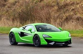 McLaren 570s Experience from Trackdays.co.uk