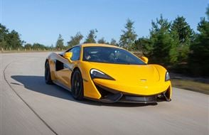 McLaren 570S Blast with High Speed Passenger Ride Experience from Trackdays.co.uk