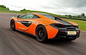 McLaren 570S Driving Experience Experience from Trackdays.co.uk