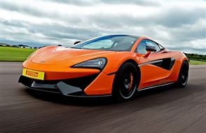 McLaren 570S Thrill Experience from Trackdays.co.uk