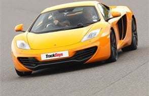 McLaren MP4 12C Thrill Experience from Trackdays.co.uk