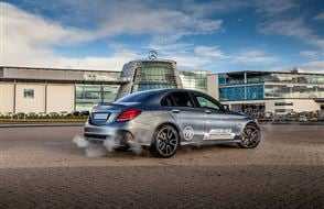 Mercedes-Benz 1 Hour Driving Experience for Six Experience from Trackdays.co.uk
