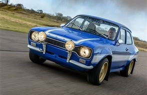 Ford Escort RS MK1 Blast Experience from Trackdays.co.uk