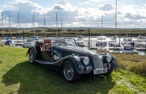 Morgan Roadster V6 Hire - Weekday Experience from Trackdays.co.uk