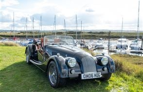 Morgan Roadster V6 Hire - Grab the Weather Deal Experience from Trackdays.co.uk