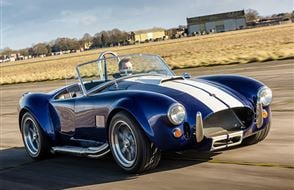 Movie Car Blast with High Speed Passenger Ride Experience from Trackdays.co.uk
