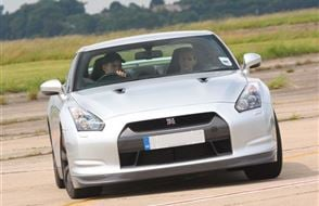 Nissan GTR Thrill Experience from Trackdays.co.uk
