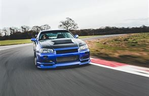 Nissan Skyline R34 Thrill Experience from Trackdays.co.uk