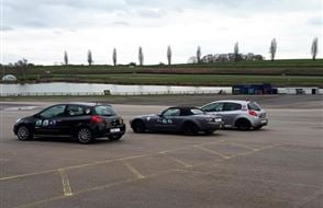 1 Day Advanced Track Driving Course - Clio inc ARDS Test Experience from Trackdays.co.uk