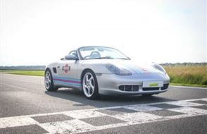 Porsche Boxster S Blast Experience from Trackdays.co.uk