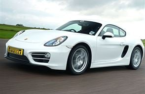 Porsche Cayman One To One Driving Experience Experience from Trackdays.co.uk