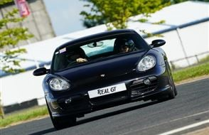 Porsche Cayman S Track Day Car Hire Experience from Trackdays.co.uk