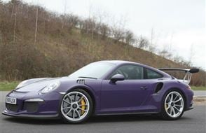 Porsche GT3 RS Thrill Experience from Trackdays.co.uk