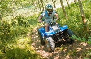 Quad Bike and Rage Buggy Off Road Experience Experience from Trackdays.co.uk