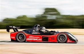 Radical SR5 Race Car Thrill Experience from Trackdays.co.uk