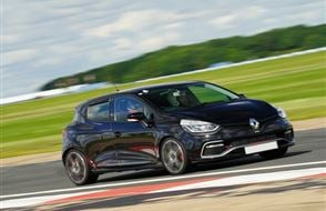 Renaultsport Clio Trophy 220 Track Day Car Hire Experience from Trackdays.co.uk