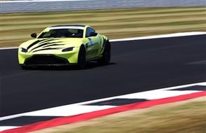 Silverstone Aston Martin Experience - Anytime Experience from Trackdays.co.uk
