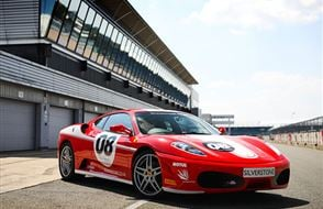Silverstone Ferrari Experience - Anytime Experience from Trackdays.co.uk