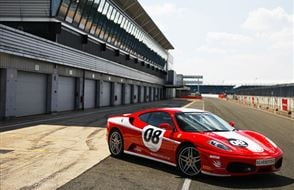 Silverstone Ferrari Experience - Morning Experience from Trackdays.co.uk