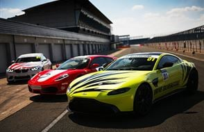 Silverstone Head to Head Experience - Anytime Experience from Trackdays.co.uk