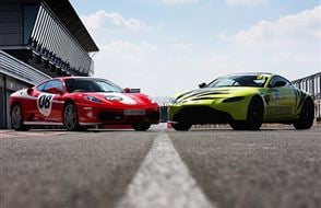 Silverstone Head to Head Experience - Morning Experience from Trackdays.co.uk