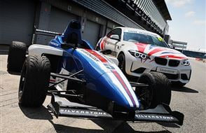 Silverstone Racecar Experience - Anytime Experience from Trackdays.co.uk