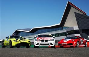 Silverstone Supercar Experience - Anytime Experience from Trackdays.co.uk