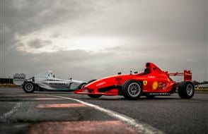 Single Seater Thrill for 2 Experience from Trackdays.co.uk