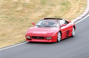 Six Supercar Blast with High Speed Passenger Ride Experience from Trackdays.co.uk