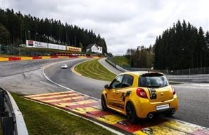 Spa Francorchamps Arrive and Drive - Clio Experience from Trackdays.co.uk