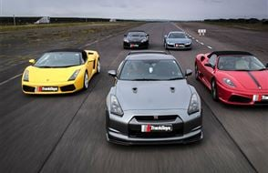 Supercar 4                                                                                                                                             Experience from Trackdays.co.uk