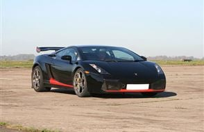 Four Supercar Thrill Experience from Trackdays.co.uk