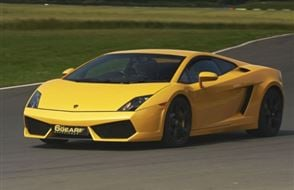 Supercar Blast (Premium) Experience from Trackdays.co.uk