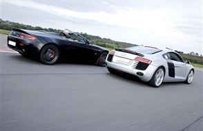 Supercar Double Experience from Trackdays.co.uk