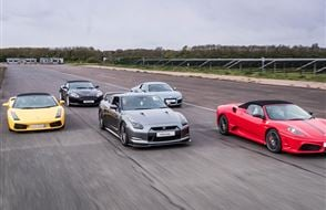 Supercar Thrill Experience from Trackdays.co.uk