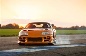 Toyota Supra 2JZ Thrill Experience from Trackdays.co.uk