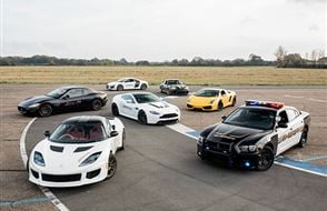 Ultimate Passenger Ride Collection Experience from Trackdays.co.uk