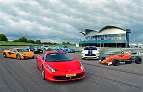 Ultimate Supercar Driving Experience Experience from Trackdays.co.uk