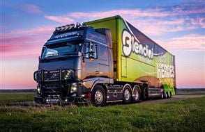Volvo Truck Driving Thrill Experience from Trackdays.co.uk