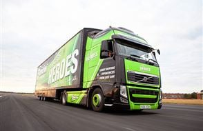 Volvo Truck Driving Thrill for Two - Special Offer Experience from Trackdays.co.uk