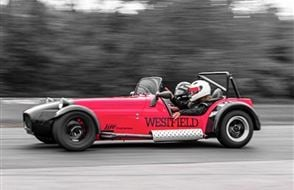 Westfield Driving Blast For 2 Experience from Trackdays.co.uk