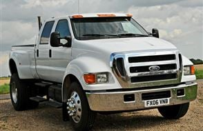 Young American Truck Driving Thrill Experience from Trackdays.co.uk