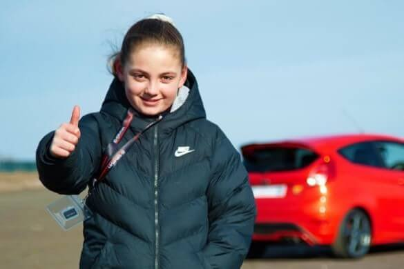 60 Minute Under 17's Junior Driving Experience - Anytime  Driving Experience 1