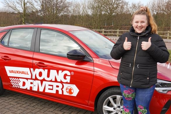 60 Minute Young Driver Experience Driving Experience 1